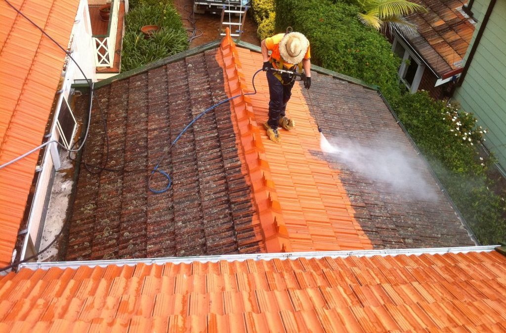 Cleaning Roofs: What You Should Do